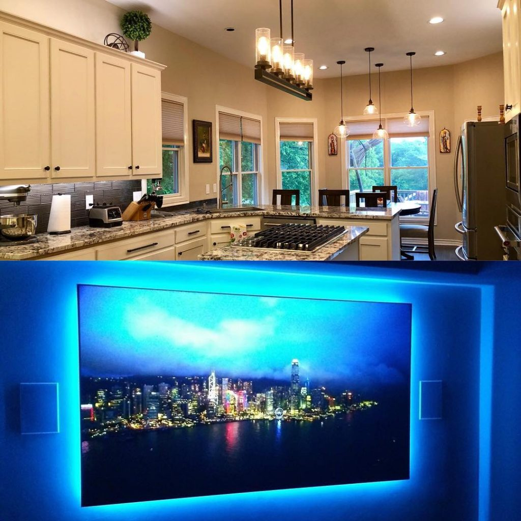 The Best Home Lighting & Home Theater Installation In