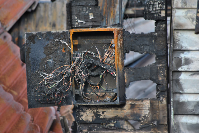 electrical-fire-in-house