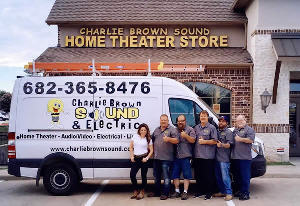 Charlie Brown Electric Team
